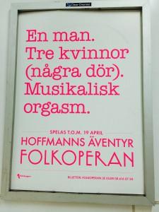 Hoffmans äventyr Folkoperan