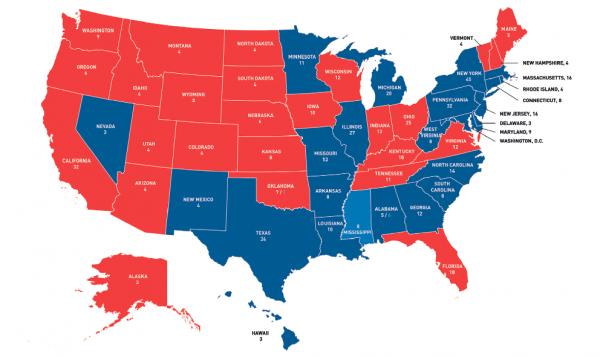 1960 Kennedy vs Nixon