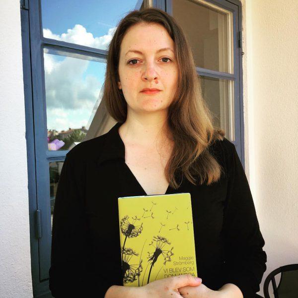 Om Miljöpartiets tal med Maggie Strömberg, Ekot.