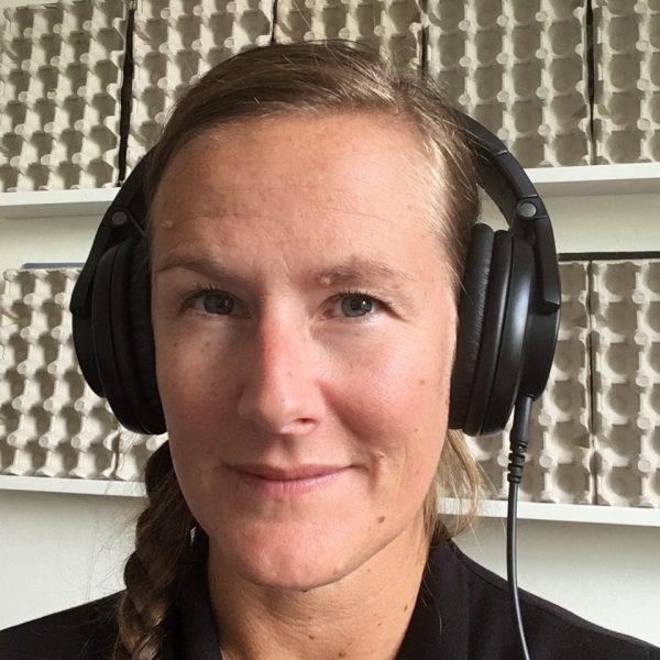 Camilla Eriksson Retorikiska podden