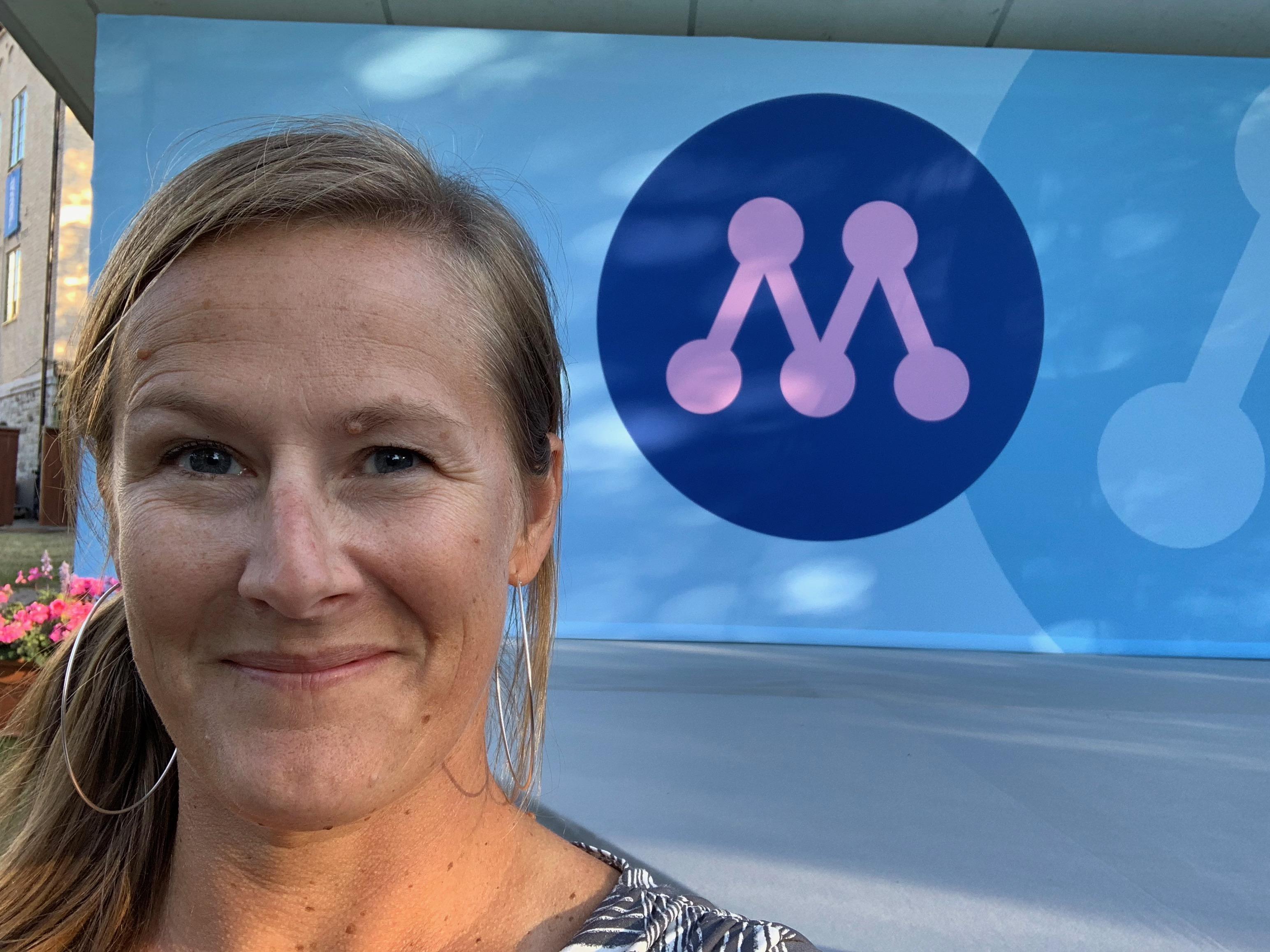 Moderaterna partiledartal Almedalen 2019