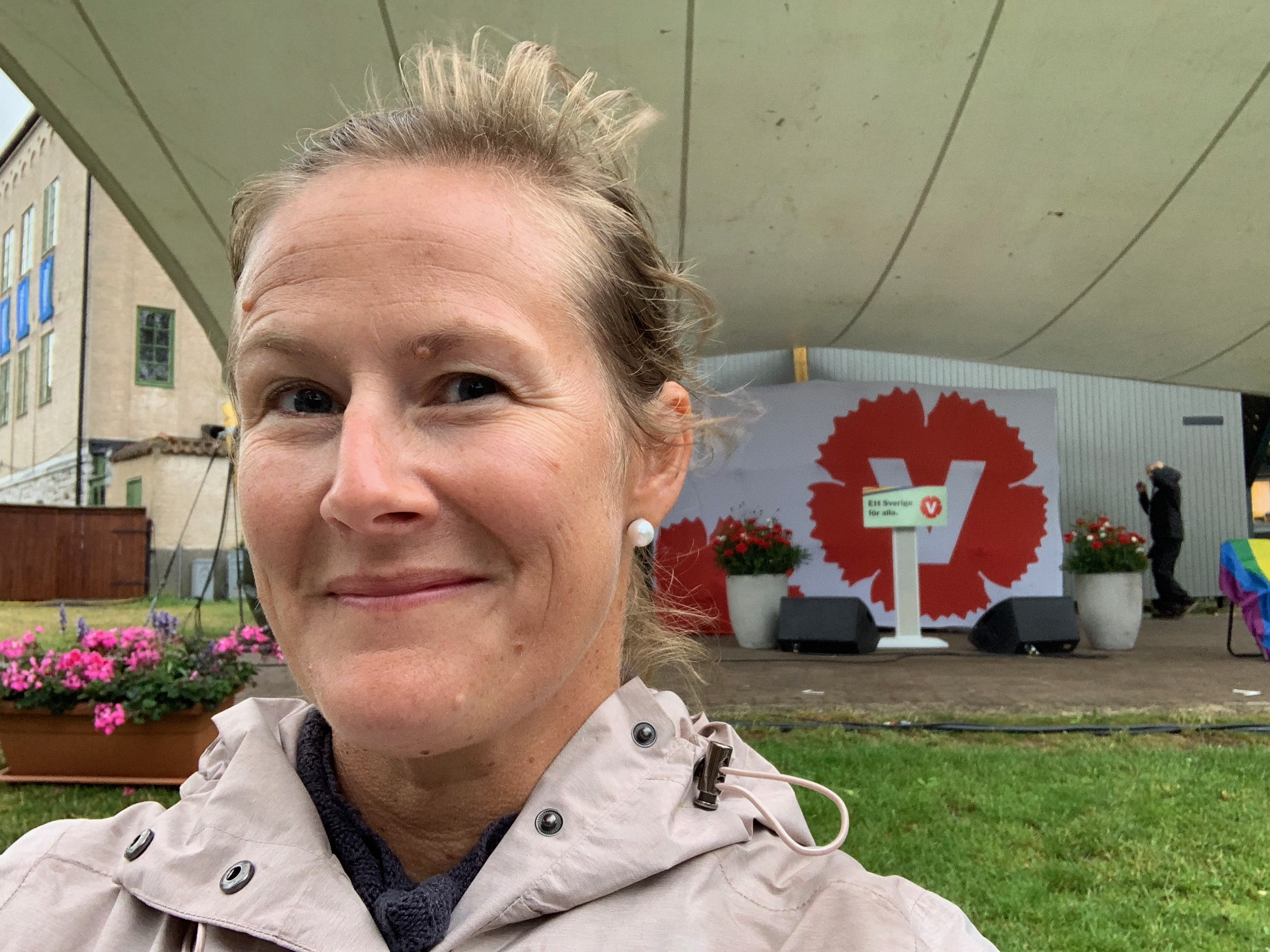 Vänsterpartiet Almedalen 2019