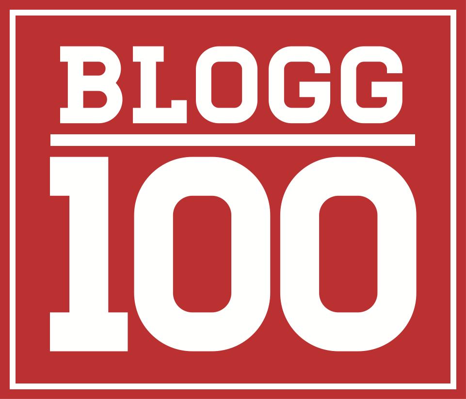 #Blogg100 andra våren.