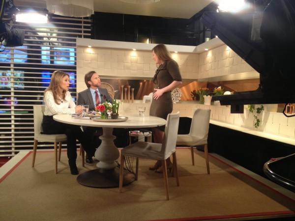 Om tal & talskrivning på #nymo i TV4.