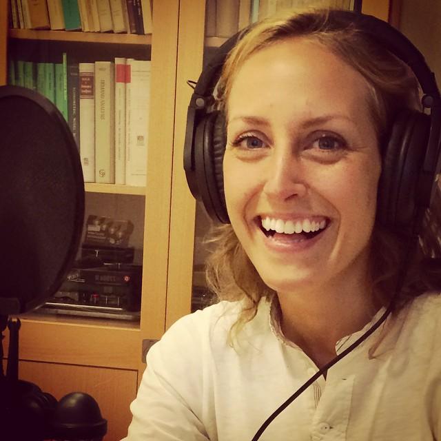 Retorikiska podden #retpod med Emma Svensson.