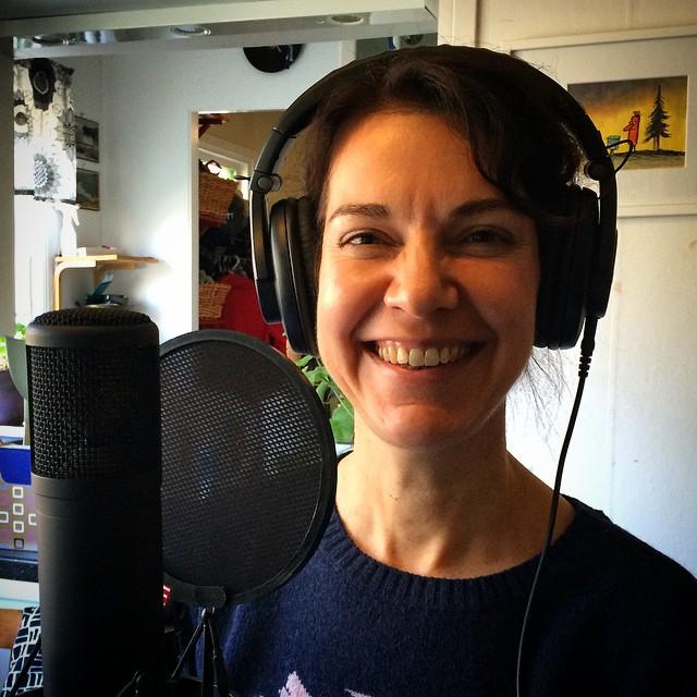 Retorikiska podden #retpod med Karin Sax Granlöf.