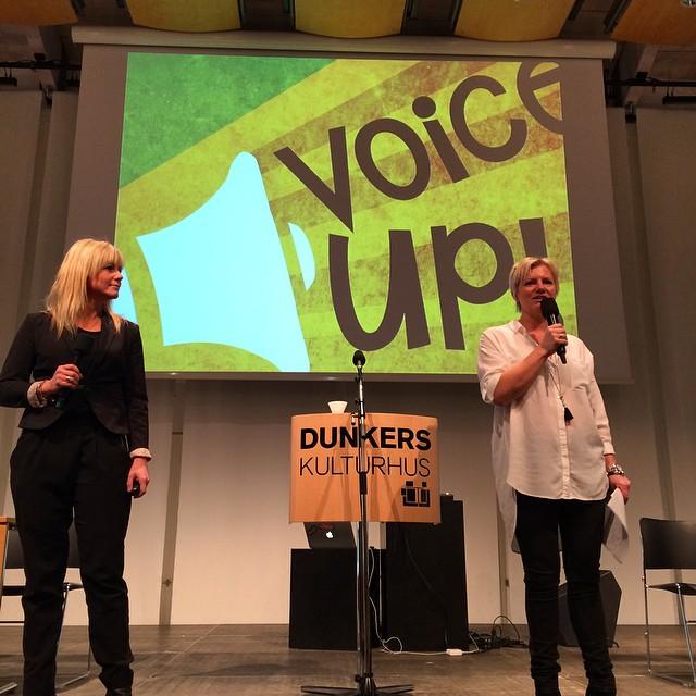 9 lärdomar från VoiceUp.
