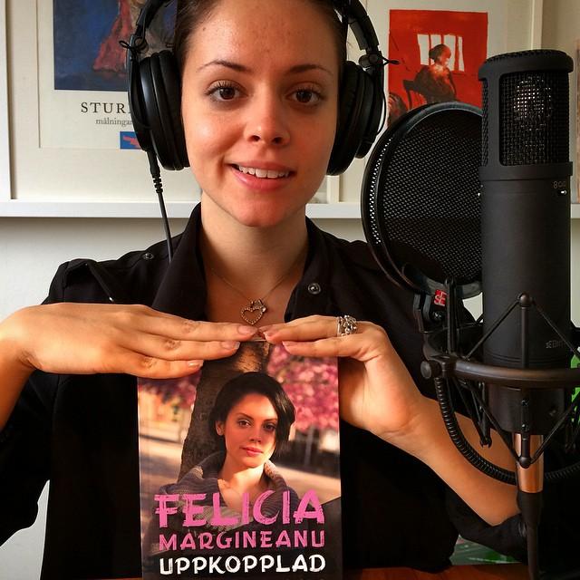 Social kommunikation med Felicia Margineanu i #retpod.
