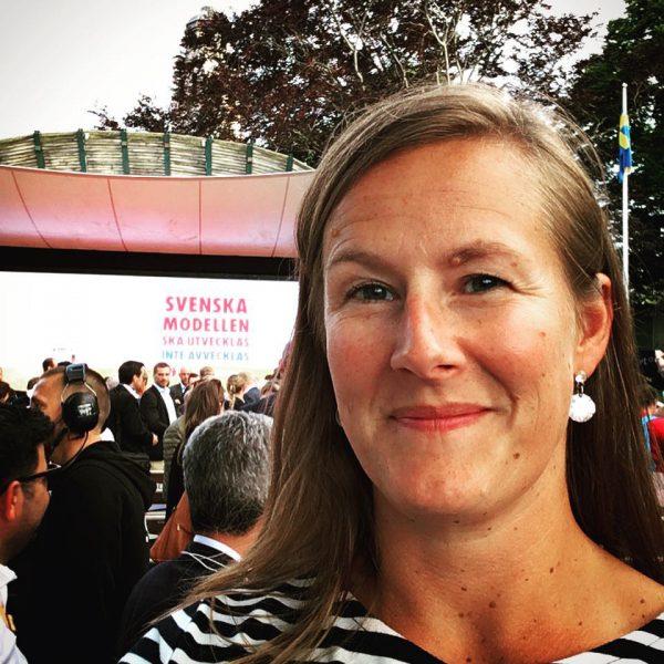 Partiledartal Almedalen 2016 Stefan Löfven, Socialdemokraterna.