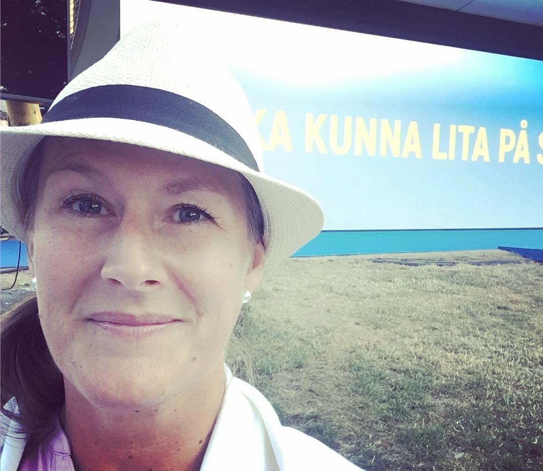 Kristdemokraterna partiledartal Almedalen 2018